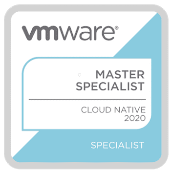Cloud Director Native badge