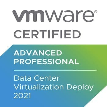 VMware Advance Profesional Data Center Deploy